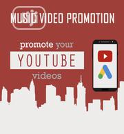Youtube Music Video Promotion   Computer & IT Services for sale in Lagos State, Lekki Phase 1