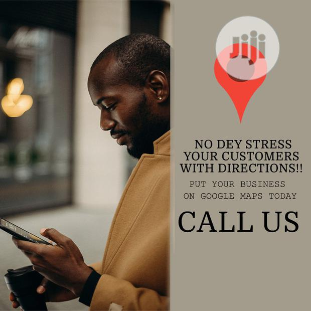 Get Your Business On Google Maps And Be Easy To Locate