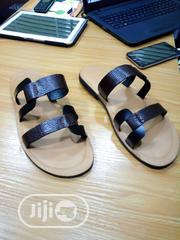 First Class Leather Brown Slip On, Slippers | Shoes for sale in Lagos State, Mushin