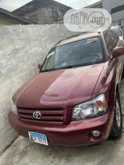 Toyota Highlander 2007 Red | Cars for sale in Lagos State, Lagos Mainland