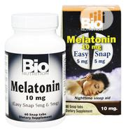 Bio Nutrition Melatonin 10 Mg Support a Restful Night's Sleep | Vitamins & Supplements for sale in Lagos State, Ipaja