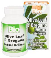 Olive Leaf Oregano Oil (Immune Wellness) -- 60 Veg Caps | Vitamins & Supplements for sale in Lagos State, Ipaja