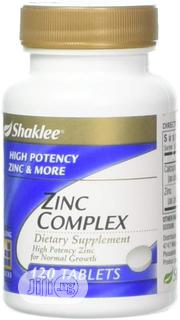 Shaklee Zinc Complex - 120 Tabs | Vitamins & Supplements for sale in Lagos State, Ipaja