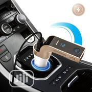 G7 Bluetooth Handsfree Car FM Transmitter Modulator MP3 Player Radio | Vehicle Parts & Accessories for sale in Lagos State, Ikeja