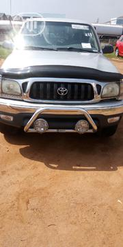 Toyota Tacoma 2004 Double Cab V6 4WD Silver | Cars for sale in Ogun State, Obafemi-Owode