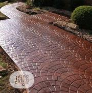 Beautiful Concrete Stamping Floor Installation | Cleaning Services for sale in Lagos State, Lagos Mainland