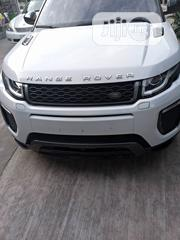 Land Rover Range Rover Evoque 2017 White | Cars for sale in Lagos State, Lagos Mainland