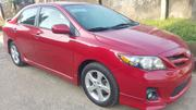 Toyota Corolla 2013 Red | Cars for sale in Lagos State, Oshodi-Isolo
