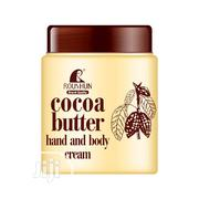 Roushun Cocoa Butter Hand Body Cream for a Healthy Glow | Skin Care for sale in Lagos State, Surulere