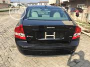 Volvo S40 2006 Black | Cars for sale in Lagos State, Agege