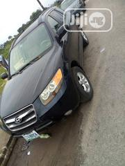 Hyundai Santa Fe 2007 2.7 V6 4WD Blue | Cars for sale in Delta State, Warri South