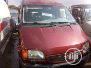 Ford Transit 2001 Red Long Frame (Diesel) | Buses & Microbuses for sale in Lagos State, Apapa