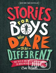 Stories For Boys Who Dare To Be Different | Books & Games for sale in Lagos State, Lagos Island