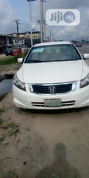 Honda Accord 2009 2.4 EX White | Cars for sale in Delta State, Ughelli North
