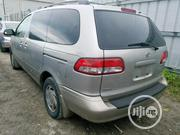 Toyota Sienna 2002 Silver | Cars for sale in Lagos State, Lagos Mainland