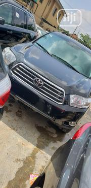 Toyota Highlander 2008 Sport Black | Cars for sale in Oyo State, Ibadan South West