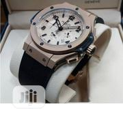 Hublot Chronograph Date Watch | Watches for sale in Lagos State, Lagos Island