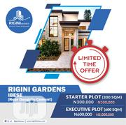 Rigini Homes Estate Balogun Ibese, Ogun State | Land & Plots For Sale for sale in Ogun State, Egbado South