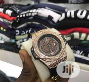 Hublot Stone Crested Men's Watch | Watches for sale in Lagos State, Lagos Island