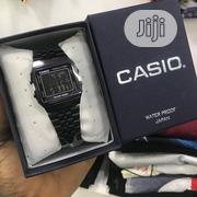 Casio Digital Day Date Watch - Black | Watches for sale in Lagos State, Lagos Island
