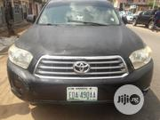 Toyota Highlander 2008 Black | Cars for sale in Imo State, Owerri-Municipal
