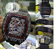Richard Mille Stone Crested Skeletal Watch | Watches for sale in Lagos State, Lagos Island