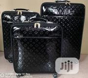 Lious Viutton Red and Black Wet Lips Complete Set Hand Luggage Box | Bags for sale in Lagos State, Lagos Island