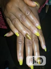 Fixing Of Acrylic Nails | Makeup for sale in Abuja (FCT) State, Gwarinpa