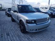 Land Rover Range Rover Vogue 2007 Silver | Cars for sale in Lagos State, Lekki Phase 1