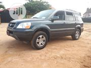 Honda Pilot 2004 LX 4x4 (3.5L 6cyl 5A) Gray | Cars for sale in Lagos State, Agege