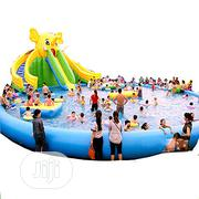 150square Meters Inflatable Water Slide And Pool For Amusement Park   Toys for sale in Lagos State, Lagos Mainland