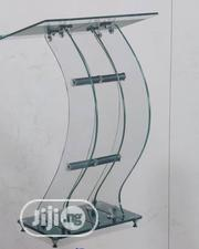 High Quality Glass Pulpit | Furniture for sale in Lagos State, Ojo