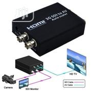 Sdi 3G to AV Converter/ Audio Scaler | Accessories & Supplies for Electronics for sale in Lagos State, Ikeja