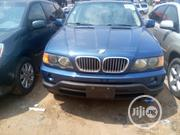 BMW X5 2001 Blue | Cars for sale in Lagos State, Alimosho