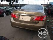 Lexus ES 2007 Brown | Cars for sale in Lagos State, Surulere