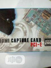 Hdmi Capture Card Pci Express | Computer Hardware for sale in Lagos State, Ikeja