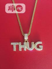 THUG Life Pendant Chain - Gold | Jewelry for sale in Lagos State, Lagos Island