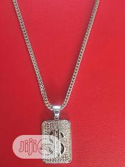 Dollar Sign Pendant Chain - Gold | Jewelry for sale in Lagos State, Lagos Island
