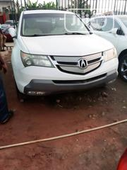 Acura MDX 2008 SUV 4dr AWD (3.7 6cyl 5A) White | Cars for sale in Lagos State, Lagos Mainland