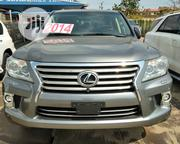 Lexus LX 2014 Gray | Cars for sale in Lagos State, Lekki Phase 2