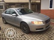 Volvo S80 2007 Silver | Cars for sale in Lagos State, Lagos Mainland