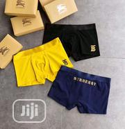 Burberry Boxer Men Wear Undies | Clothing Accessories for sale in Lagos State, Surulere
