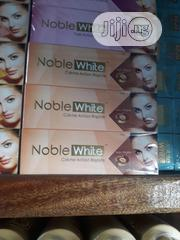Noble White Fast Action Tube Whitening Cream | Skin Care for sale in Lagos State, Lagos Mainland