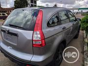 Honda CR-V 2008 2.4 LX 4x4 Automatic Blue | Cars for sale in Lagos State, Ikeja