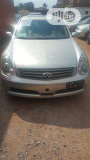 Infiniti M 2005 3.5 Silver | Cars for sale in Lagos State, Ikeja