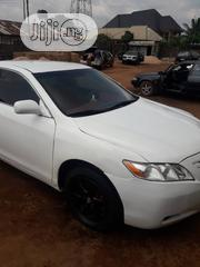 Toyota Camry 2008 2.4 LE White | Cars for sale in Delta State, Aniocha South