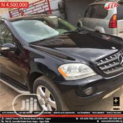 Mercedes-Benz M Class 2007 Black | Cars for sale in Lagos State, Lagos Mainland