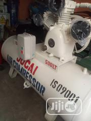 Jucai 500liters Aircompressors 15hp   Vehicle Parts & Accessories for sale in Lagos State, Ojo