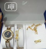 Swarovski Female Wrist Watch And Jewelries | Watches for sale in Lagos State, Surulere