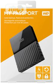 WD 4tb External Hard Drive (My Passport) | Computer Hardware for sale in Lagos State, Ikeja